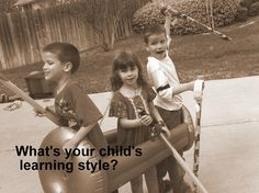 children's learning style
