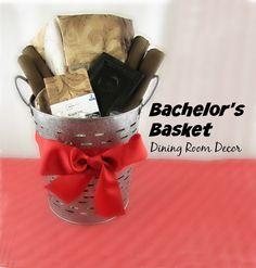 Tips for creating a theme basket — The Bachelor's Decor Basket