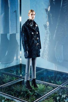 Balenciaga - Нью-Йорк - Осень-зима 2014/2015 - Коллекции