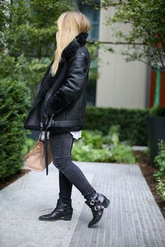 I've been living in this Shearling Jacket this winter!  Boots:https://api.shopstyle.com/action/apiVisitRetailer?id=534274241&pid=uid4544-1720612-68&site=www.shopstyle.co.uk Bag: https://api.shopstyle.com/action/apiVisitRetailer?id=607528404&pid=uid4544-1720612-68&site=www.shopstyle.co.uk Coat: https://api.shopstyle.com/action/apiVisitRetailer?id=601434807&pid=uid4544-1720612-68&site=www.shopstyle.co.uk