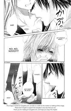 17 Sai Kiss To Dilemma 7 At MangaFoxme