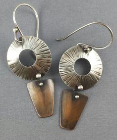Johnson Metal Arts - Home St Brigid Cross, Artisan Jewelry, Handmade Jewelry, Jewelry Patterns, Metal Jewelry, Metal Art, Wearable Art, Jewelry Making, Gems