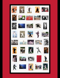 Tung Family–Yang Style Tai Chi Chuan Images Collection.