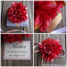 DIY Mother's Day Gift Box {Repost}