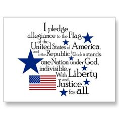 allegiance to the flag - Bing Images