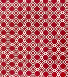 $35.99 Home Decor Print Fabric- SMC Designs Archway / Cardinal-Jcp: home decor fabric: fabric: Shop | Joann.com