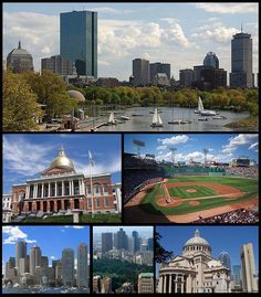 <3...Boston, Massachusetts - these photos would be great on postcards!
