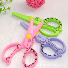 Cutting Supplies Smart Crafting Portable Scissors Paper-cutting Folding Safety Scissors Mini Stationery Scissors Office And School Hand Cut Supplies Regular Tea Drinking Improves Your Health