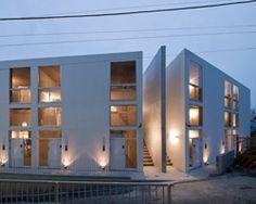 be-fun design: skeleton house