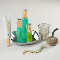 Treat, not trick, your skin with the doTERRA® Verage™ Skin Care Collection. Using the same stringent standards found in our CPTG essential oils, the ingredients used in Veráge are of the highest quality and purity. Each product in the Veráge system contains plant extracts that have been extensively researched and shown to promote youthful-looking skin.