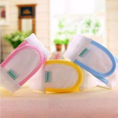 Baby Infant Cotton Nappy Changing Fastener Holder Clip Reusable Washable Cloth Buckle Adjustable Elastic Band Diaper Fixed Belt