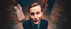 gif cute movie purge polite stranger Rhys Wakefield the purge ...