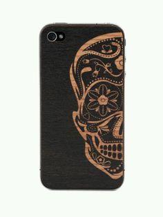 IPhone sugar skull cover