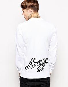 Abuze London Long Sleeve T-Shirt
