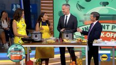 Our Good Morning America Appearance! Cook Off, Good Morning America, My Face Book, Cooking Tools, Free Food, Instant Pot, Youtube, Recipes, Instagram