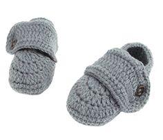Smile YKK 1 Paar Baby Unisex süße Muster Strickschuh Strick Schuh One Size 11cm - http://on-line-kaufen.de/smile-ykk/smile-ykk-1-paar-baby-unisex-suesse-muster-strick