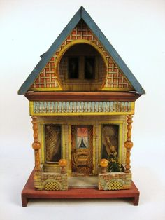 Bliss Keyhole Doll House....dream...dream.....dream........keep me in the loop so I don't miss the sale""""