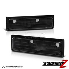 Bumper Mounted Parking Corner Light LH Left for 94-97 Chevy GMC Olds