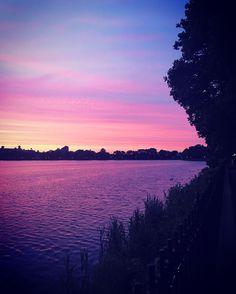 Violet light...