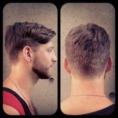 Mens clipper taper #hairbyaaron - @Aaron Brousseau- #webstagram