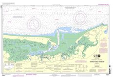 NOAA Nautical Chart 13251: Barnstable Harbor