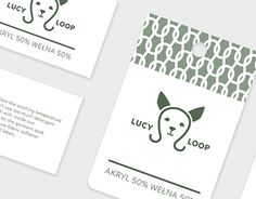 """Check out new work on my @Behance portfolio: """"Lucy Loop - logo design"""" http://be.net/gallery/54156085/Lucy-Loop-logo-design"""