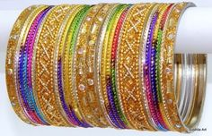 rainbow bangles - Google Search