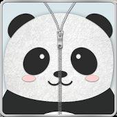 Panda Молния Блокировка экрана