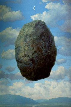 a sense of reality, magritte