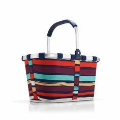 Reisenthel Shopping carrybag artist stripes