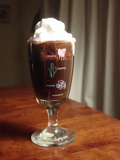 "Irish Coffee-lools like a ""fool proof"" recipe!"