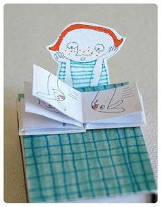 handmade romance: matchbox cuteness