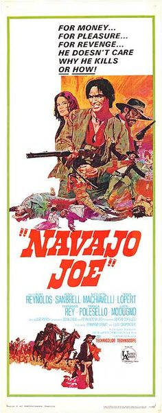 Navajo Joe 1966 film