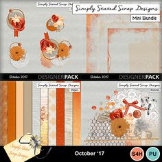 Pack of 15 Elements, 4 Clusters, 5 Overlays & 10 Papers for the October 2017 mini kit. Personal & Scrap for Hire use only. 300dpi. Full size. 12 x 12. #mymemories #mymemoriessuite #scrapbooking #digitalscrapbooking #digiscrapbooking #digitalscrapbookkits #kits #papers #elements #tags #frames #flowers #digitalflowers #digitalpapers #digitalribbons #digitalbows #digitalframes #digitalscatters #digitalmasks