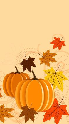 Background Designs - Autumn