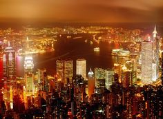 Desktop Wallpaper-s > Landscapes > City Of Life, Hong Kong, China Places Around The World, Travel Around The World, Around The Worlds, Beijing, Shanghai, Hong Kong, Holidays Please, Famous Places, Night City