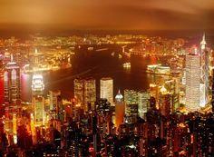 Hong Kong Night  Fotografía: Agente Europamundo