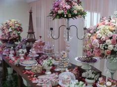 Festa debutante Paris