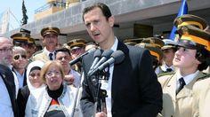 Bashar al-Assad es un criminal de guerra: lo prueban 600.000 documentos – – The Bosch's Blog