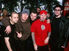 Limp Bizkit - Interesting Rap/rock crossover band. They have a more metal sound than old LP, and don't sell out.