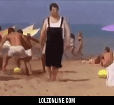 Mister, Can You Kick Our Ball Back #lol #haha #funny