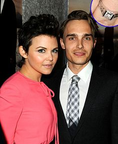 This Fall, 'Big Love' star Ginnifer Goodwin was proposed to with this beautiful…