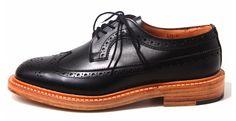 Trickers footwear ark shoes