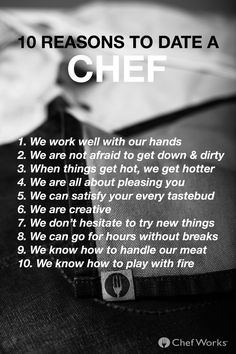 Chef Works is the leading manufacturer of chef uniforms and chef wear programs within the food service and hospitality industries around the globe. Kitchen Quotes, Dating, Restaurant, Wallpaper, Words, Qoutes, Restaurants, Wallpapers, Dining Rooms