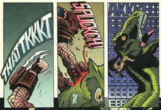 predator tarzan vs predator#2-kills dino