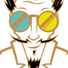 Création du logo pourla fabrique à rêves du Dr. Nemrod. Animations, jeux de rôles, contes. Animation, Illustrations, Logos, Jordans, Creations, Storytelling, Graphic Design, Gaming, Illustration