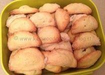 Ricetta biscotti cuor di mela o settembrini ai fichi Kenwood