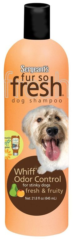 Fur-So-Fresh Whiff Dog Shampoo 21.8oz ** For more information, visit image link. (This is an affiliate link and I receive a commission for the sales) #DogLovers
