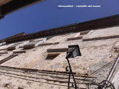 Ancient house in a blue sky.  #viviabruzzo www.abruzzolink.com