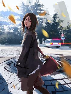 anime and girl image Character Inspiration, Character Art, Character Design, Character Types, Character Concept, Manga Art, Anime Art, Manga Anime, Drawing Eyes